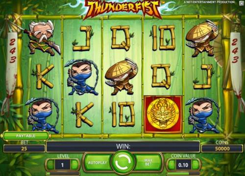 Thunderfist review on Review Slots