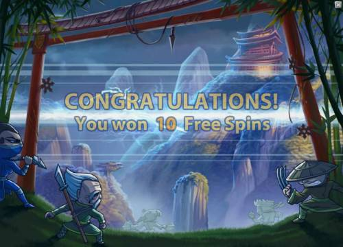 Thunderfist Review Slots 10 free spins awarded