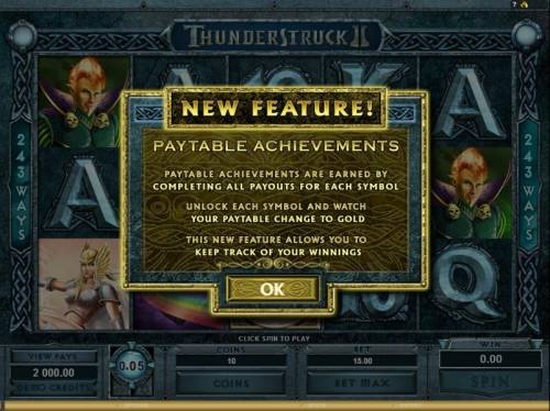 Thunderstruck II review on Review Slots