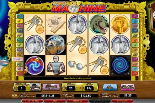 Time Machine review on Review Slots