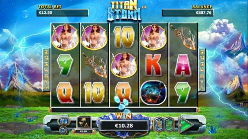 Titan Storm review on Review Slots