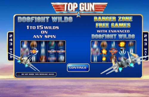 Top Gun review on Review Slots