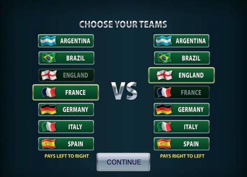 Top Trumps World Football Stars Review Slots You have the option to select your teams for the game