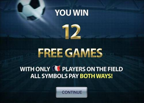 Top Trumps World Football Stars Review Slots 12 free games awarded