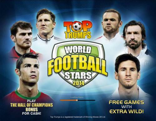 Top Trumps World Football Stars 2014 review on Review Slots