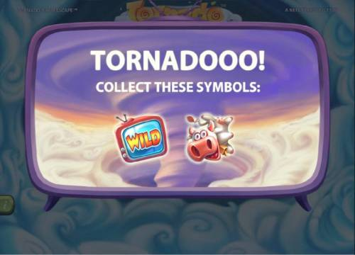 Tornado Farm Escape Review Slots The Wild and Cow symbols will be active during the tornado feature