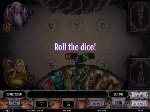Tower Quest Review Slots With your player selected it is time to roll the dice.
