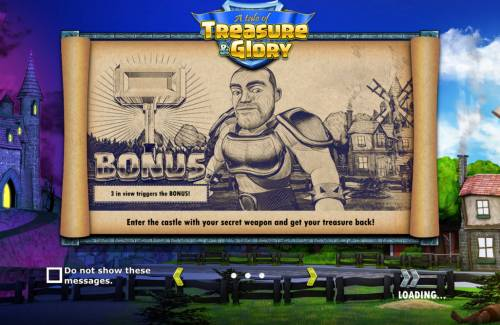 Treasure & Glory Review Slots Introduction