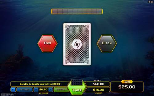 Treasure Reef review on Review Slots