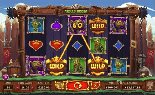 Trolls Bridge review on Review Slots