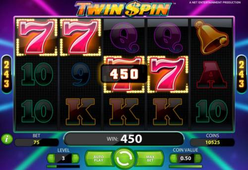 Twin Spin review on Review Slots