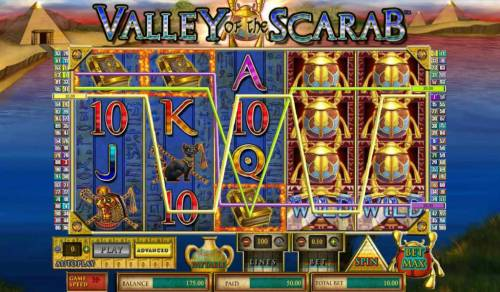 Valley of the Scarab review on Review Slots