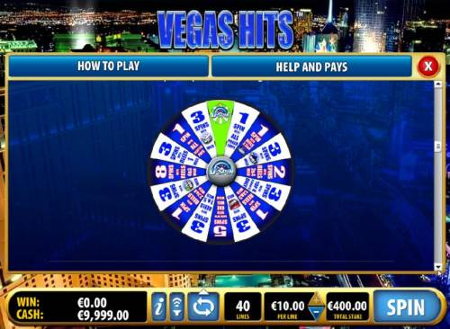 Vegas Hits review on Review Slots
