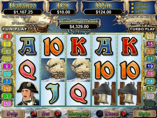 Victory review on Review Slots