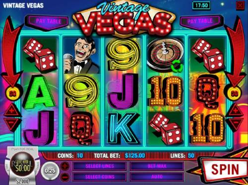 Vintage Vegas review on Review Slots