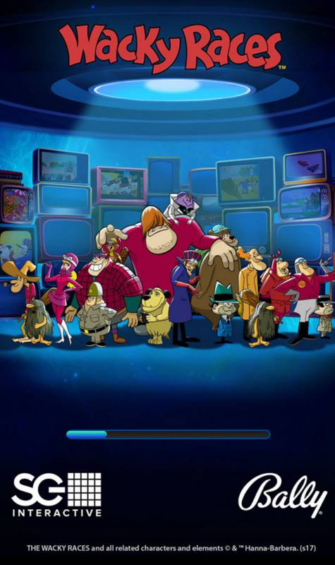 Wacky Races Review Slots Introduction