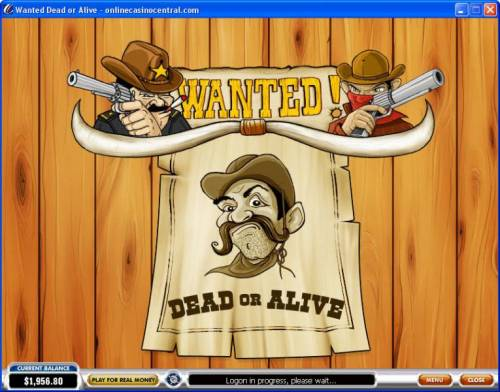 Wanted Dead or Alive review on Review Slots
