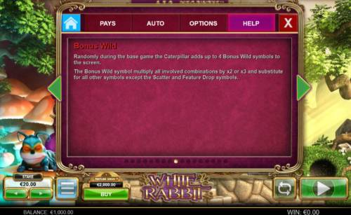 White Rabbit review on Review Slots