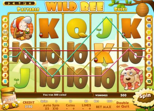 Wild Bee review on Review Slots