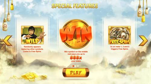 Wild Fight Review Slots Special features include: Random Wilds, Win Symbol and Free Spins.