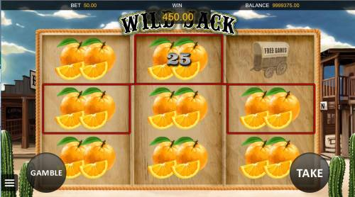 Wild Jack Review Slots Multiple winning paylines triggers a big win!