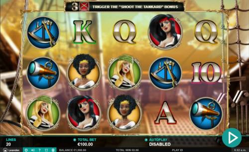Wild Jane the Lady Pirate review on Review Slots