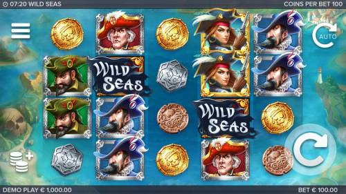 Wild Seas review on Review Slots