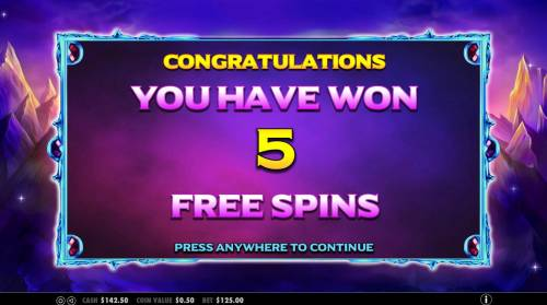 Wild Spells Review Slots 5 free spins