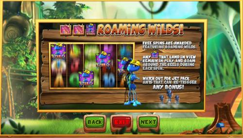 Wild Antics review on Review Slots