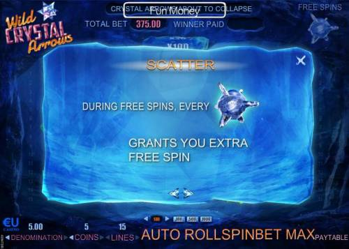 Wild Crystal Arrows review on Review Slots