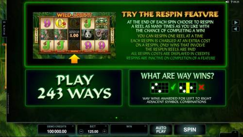 Wild Orient review on Review Slots