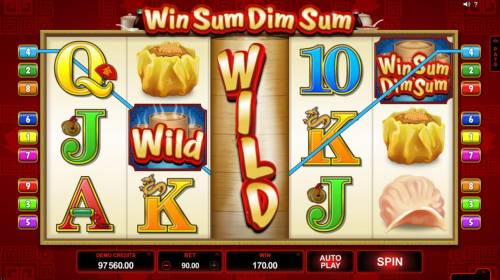 Win Sum Dim Sum review on Review Slots