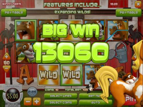 Windy Farm review on Review Slots