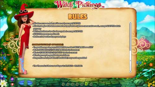 Witch Pickings review on Review Slots