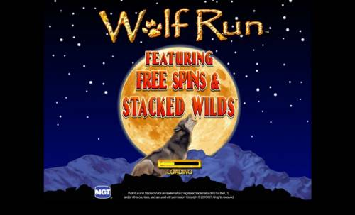 Wolf Run Review Slots Wolf Run Loading Page