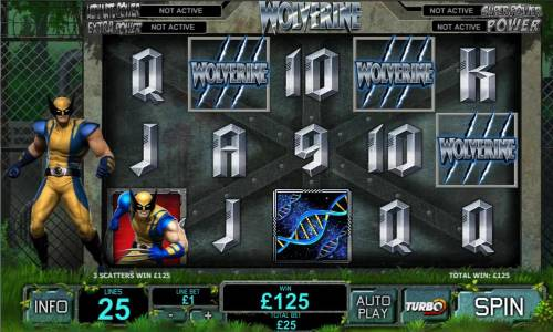 Wolverine review on Review Slots