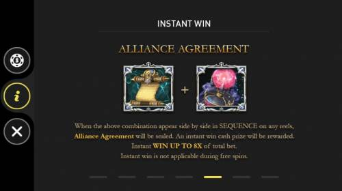 World of Warlords Review Slots Alliance Agreement Instant Win