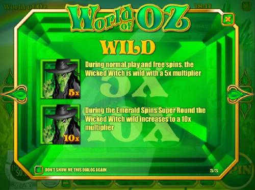 World of OZ review on Review Slots