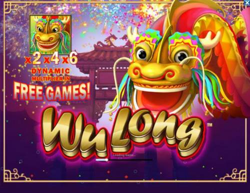 Wu Long Review Slots features x2 x4 x6 Dynamic Multiplier in free games!