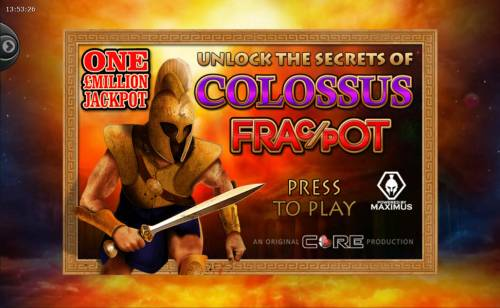 Colossus Fracpot Review Slots Introduction