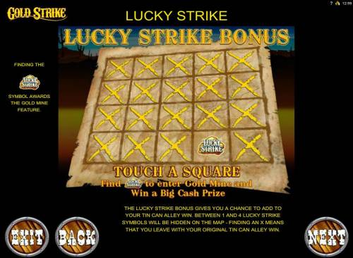 Gold Strike review on Review Slots
