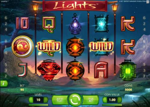 Lights review on Review Slots