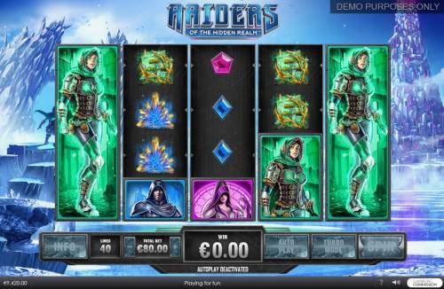 Raiders of the Hidden Realm review on Review Slots