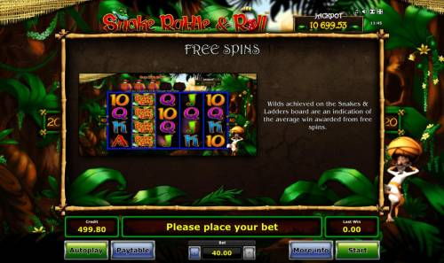 Snake Rattle & Roll Review Slots Free Spins Rules - Continued