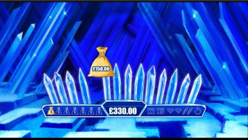 Superman the Movie Review Slots Continue selecting crystals and reveal prizes.