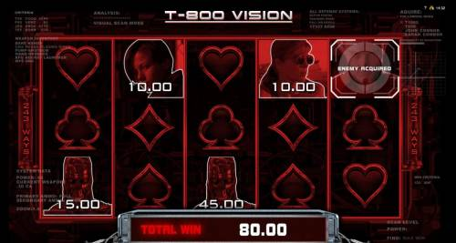 Terminator 2 - Judgement Day review on Review Slots