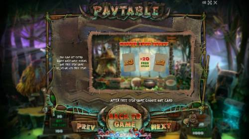 Totem Island Review Slots You can get extra bonus only once during one free spin game, x2, x3 or 20 free spins